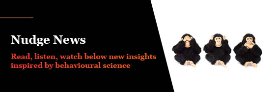 BVA Nudge Unit - Nudge News - Behavioural Science Newsletter